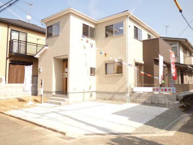 加古川市平岡町新在家の新築一戸建て♪