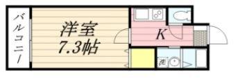 九大 賃貸 新築 ルミナスai学研都市 Bタイプ
