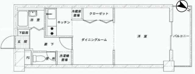 東海文京マンション 新宿区 マンション リノベーション