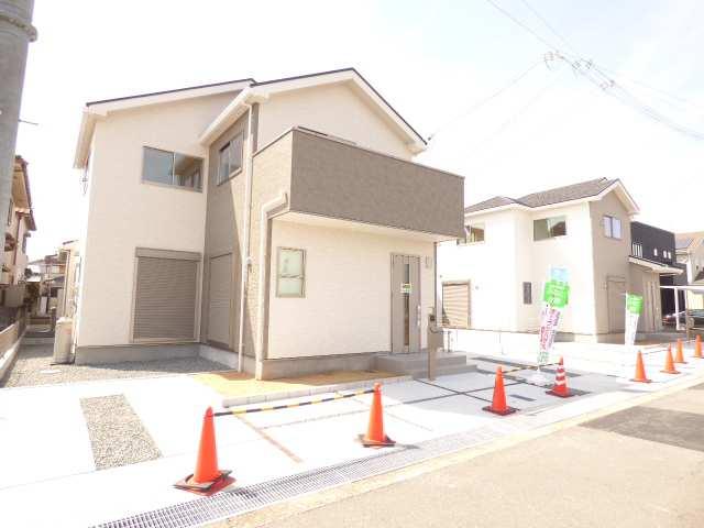 加古川市尾上町養田の新築一戸建て♪外観のご紹介♪