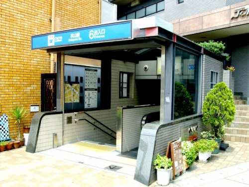 名城線本山駅6番出口