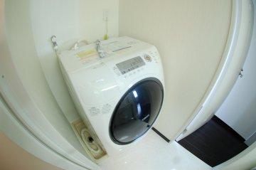 エクレール東川口 洗濯機