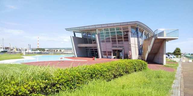 加古川海洋文化センターのご紹介♪お散歩も楽しめそう♪