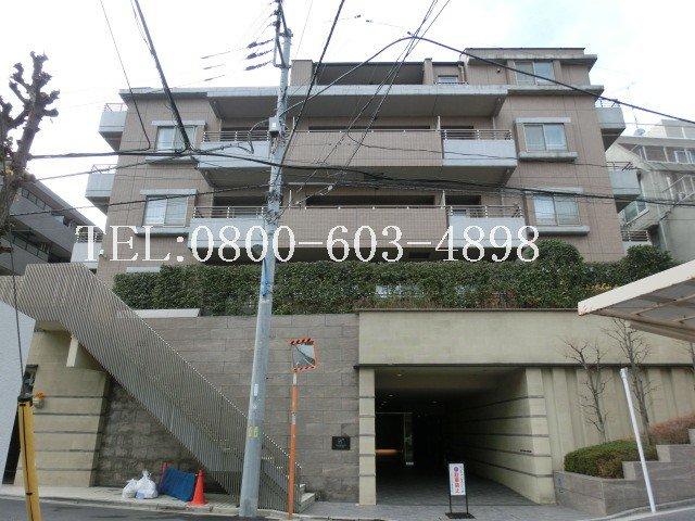 クレッセント戸山夏目坂 新宿区 マンション リノベーション