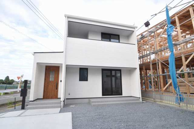 福沢町A棟が完成しました