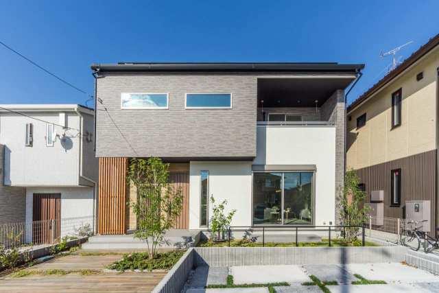 西平井モデルハウス 外観