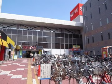 SEIYU東大宮店「東口」