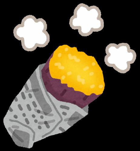 とてもおいしい焼き芋♪イトーヨーカドー明石店にて♪スイーツ大好きなフジ不動産スタッフより♪