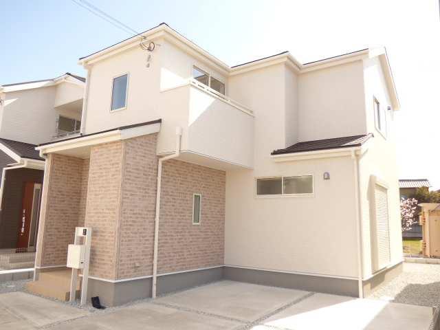播磨町二子の新築一戸建て♪4号棟の外観のご紹介♪