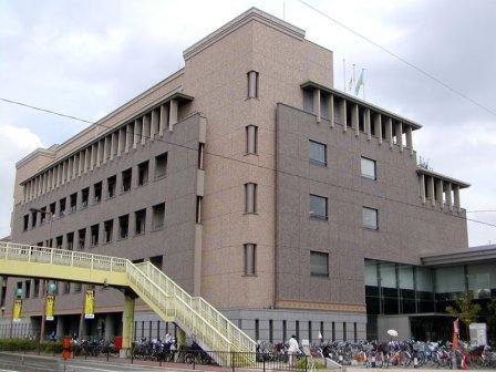 平野区役所