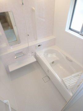 衣類乾燥機付き浴室