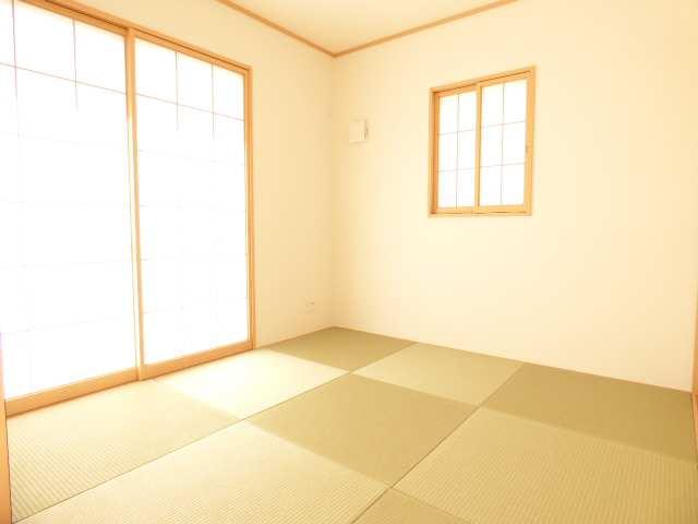 加古川市野口町良野の新築一戸建て♪和室のご紹介♪