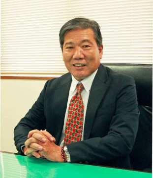 代表取締役社長 佐久間 栄