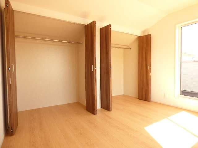 播磨町古宮の新築一戸建て♪収納のご紹介♪