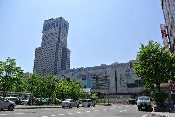 札幌駅北口(西口改札側)