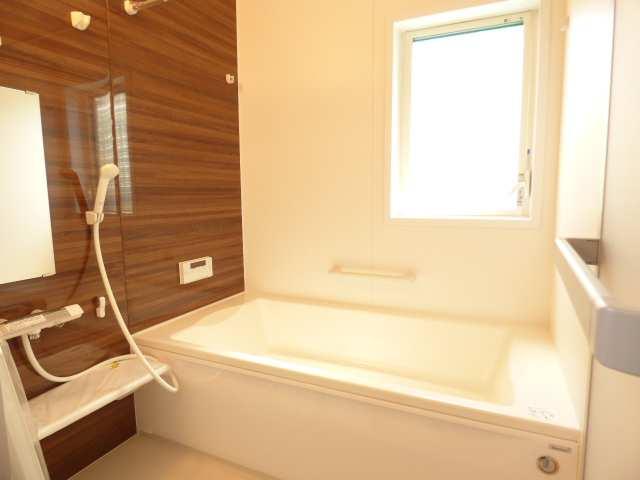高砂市中筋の新築一戸建て♪浴室のご紹介♪