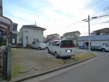 汲沢駐車場2