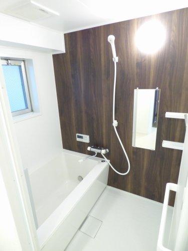 浴室も新調♪