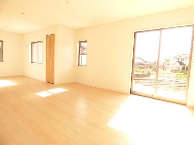 加古川市の新築一戸建て♪リビングのご紹介♪
