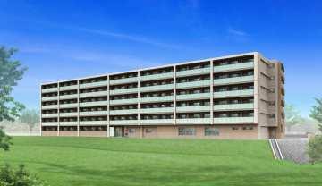 九州大学 伊都キャンパス 新築 建物 食事付き 家電付き BASEⅡ(ベイスツー)