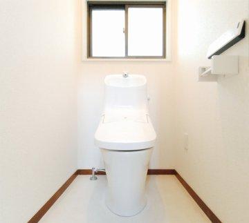 スタイリッシュなトイレ♪