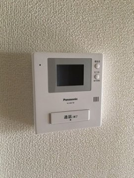 安心のTVモニター付インターフォン
