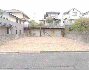 神陵台売り土地