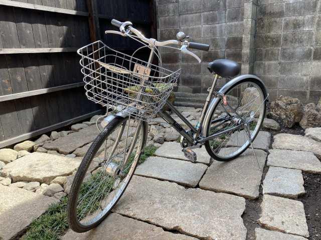 自転車レンタル500円/日