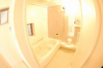 中青木 浴室