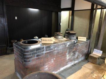 キッチン(かまど)