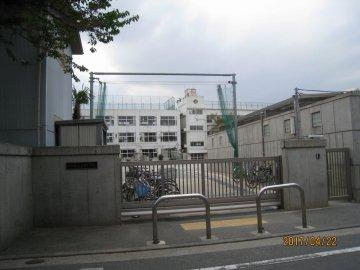 東蒲小学校