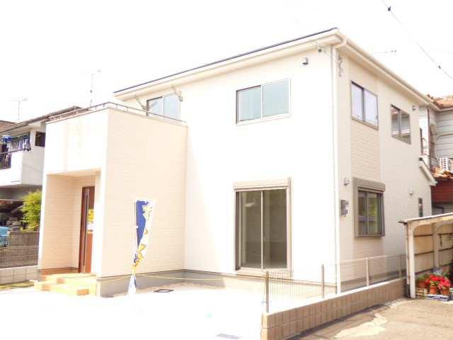 加古川市平岡町新在家の新築一戸建て♪外観のご紹介♪