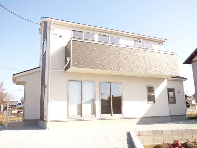 加古川市野口町の新築一戸建て♪外観のご紹介♪
