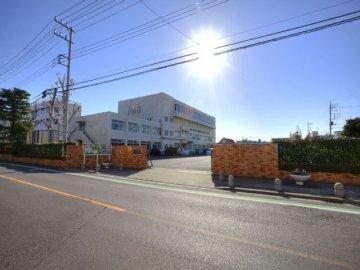元郷中学校