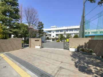 戸田東中学校