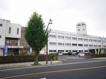 真岡市役所