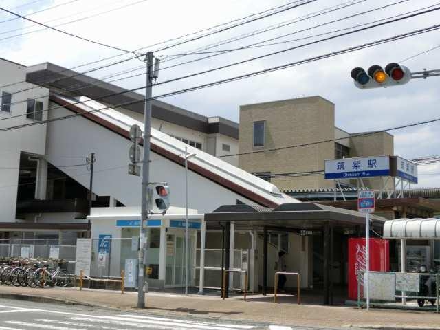 西鉄 筑紫駅