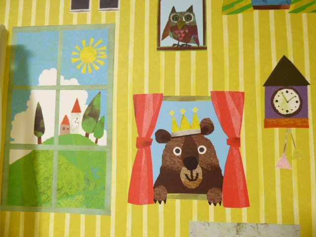 オーズタウンイーストスクエアⅡ番館♪お子様に喜んでいただけそうな壁紙のご紹介♪