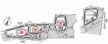 大野区画図