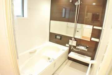 喜沢南 浴室
