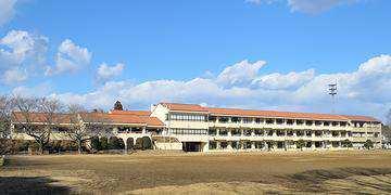 舟石川小学校