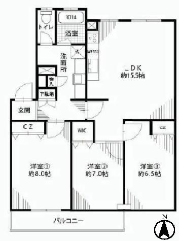 下目黒アパートメンツ 新宿区 中古マンション  リノベーション