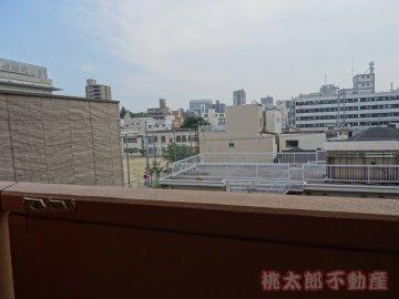 4階からの眺望
