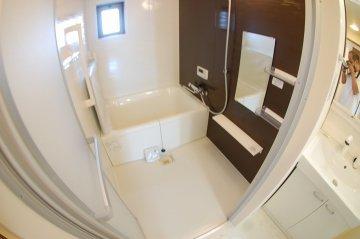 グリーンパーク蕨 浴室