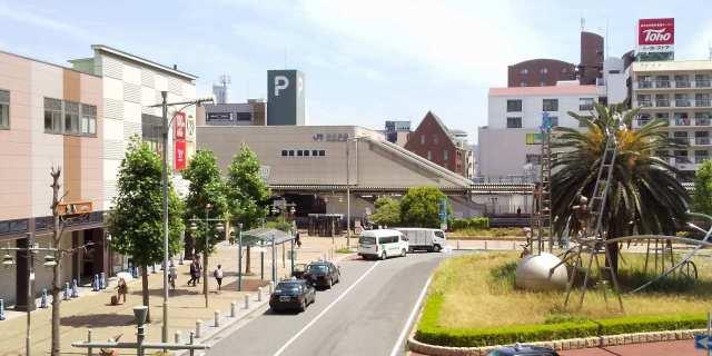 周辺環境♪JR大久保駅♪