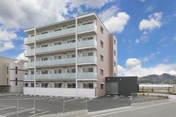九州大学 伊都キャンパス マンション ブラン元浜 外観
