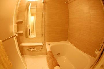 ベルハイツ第2蕨 浴室