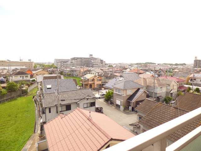 プレステージ加古川のお部屋からの眺望のご紹介♪