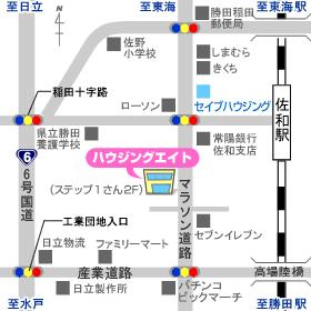 会社地図(簡易)