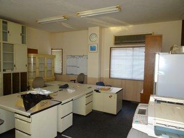 1階事務所スペース